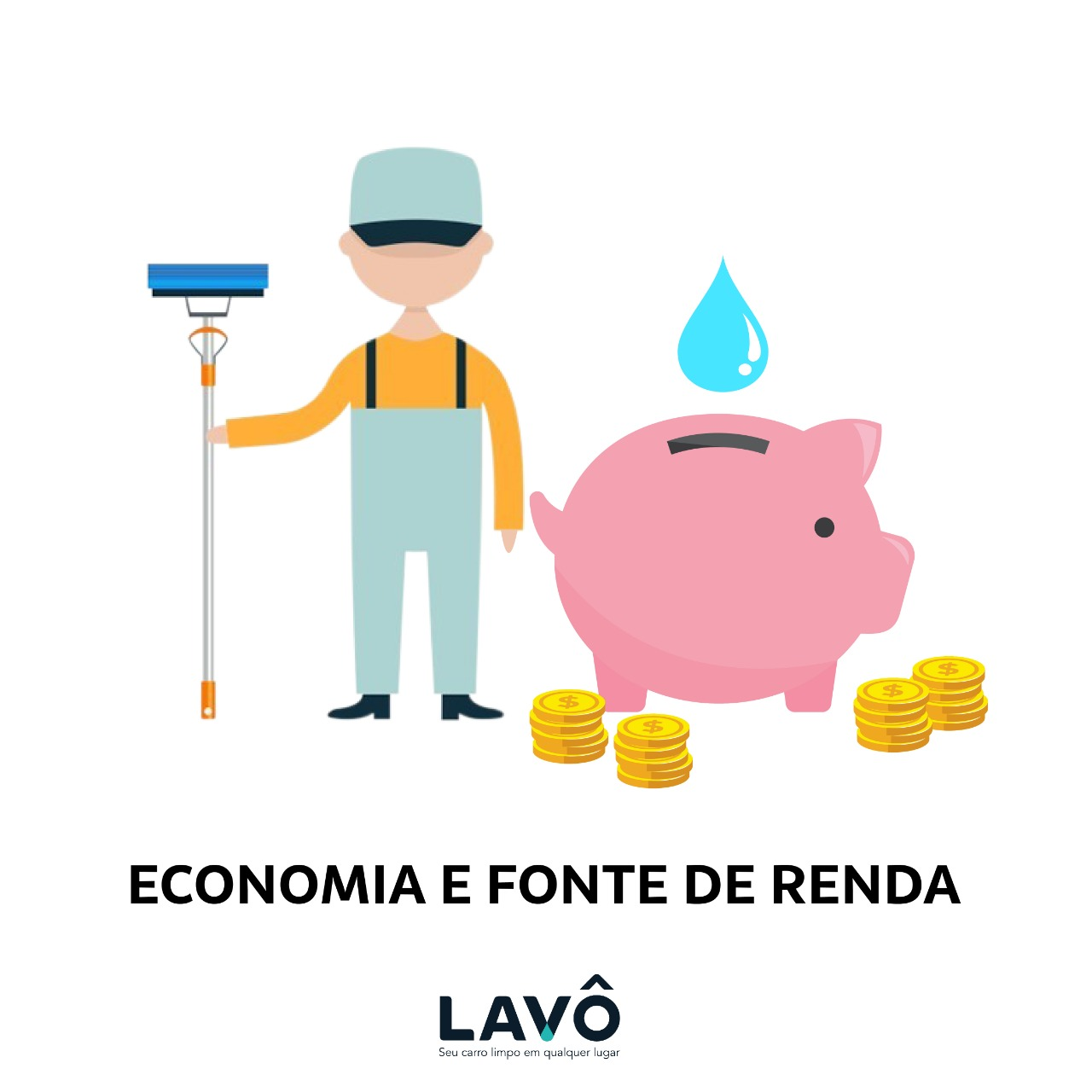 economia e fonte de renda